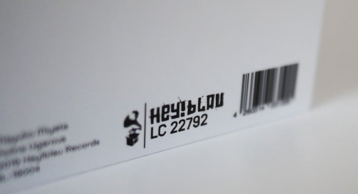 Plattenfirma to go - Labelcode, EAN, ISRCs für deinen Release