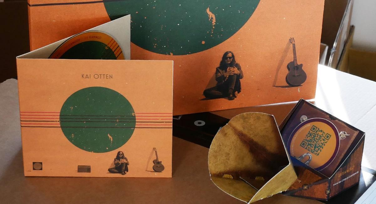 Plattenfirma to go - CD-Herstellung und besonderes Merchandising / Foto: Hey!blau GmbH
